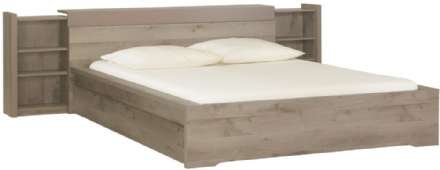 King Size Brooklyn Bed in 3 Colours
